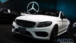 [TIME2016] Mercedes-Benz ปล่อยหมัดเด็ด C43 AMG Coupe หล่อ หรู แรง กับค่าตัว 5.19 ล้านบาท