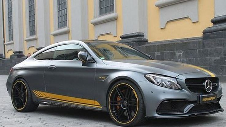 Mercedes-AMG C63 จรวดทางเรียบรุ่นใหม่ผลงานจากสำนัก Manhart กับขุมพลังระดับ 700 แรงม้า !!