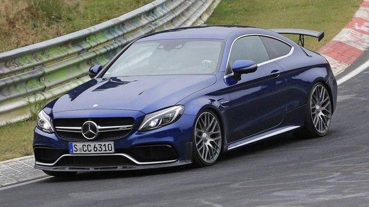 เริ่มวิ่งทดสอบแล้ว Mercedes-AMG C63 R สปอร์ตคูเป้ กับรหัสใหม่สไตล์เรซซิ่งคาร์