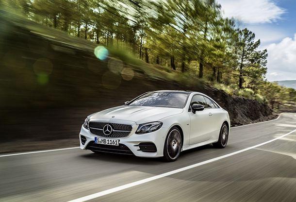 ตัวท็อป Mercedes-AMG E50 4Matic เตรียมทำตลาดปลายปีหน้า