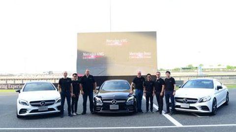 Mercedes-AMG เปิดตัวอย่างยิ่งใหญ่รับท้ายปี  3 รุ่น พิเศษ พร้อมราคาทุกรุ่น