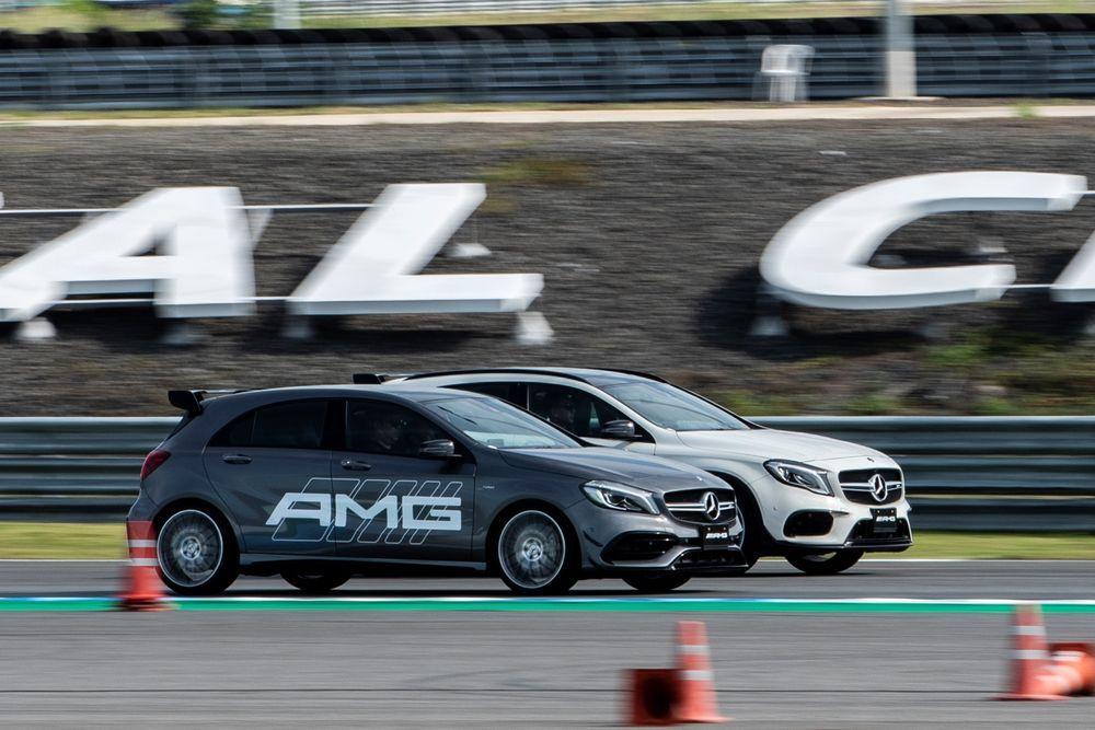 [Test Drive]Mercedes-AMG Driving Experience  2018 ณ สนามช้าง อินเตอร์เนชั่นแนล เซอร์กิต กิจกรรมสุดพิเศษสำหรับการทดสอบรถทุกรุ่น