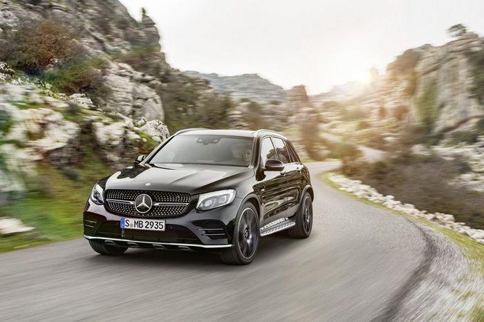 Mercedes-AMG GLC43 เปิดตัวพร้อมแรงม้าระดับ 362 ตัว