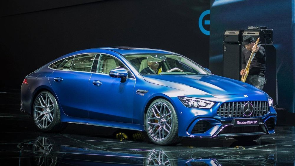 Geneva 2018: เผยโฉม Mercedes-AMG GT 63 S สปอร์ตคูป 4 ประตูสายโหด ที่พกม้ามาถึง 630 ตัว