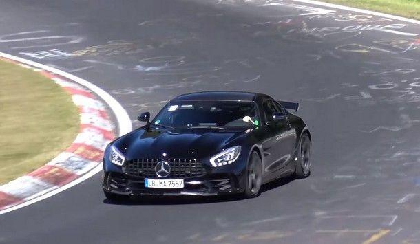 [ชมคลิป] Mercedes-AMG GT R ทดสอบวิ่งใน เนอร์เบิร์กริง ครั้งแรก