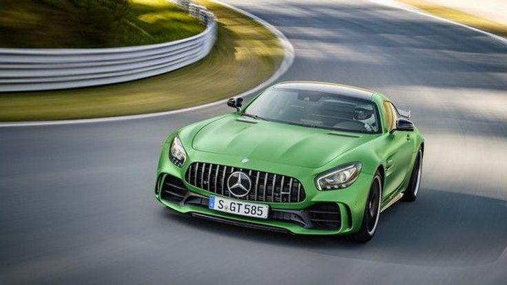 Mercedes-AMG GT R เคาะราคาแล้วใน สหราชอาณาจักร ที่ 143,245 ปอนด์ หรือราวๆ 6.3 ล้านบาท