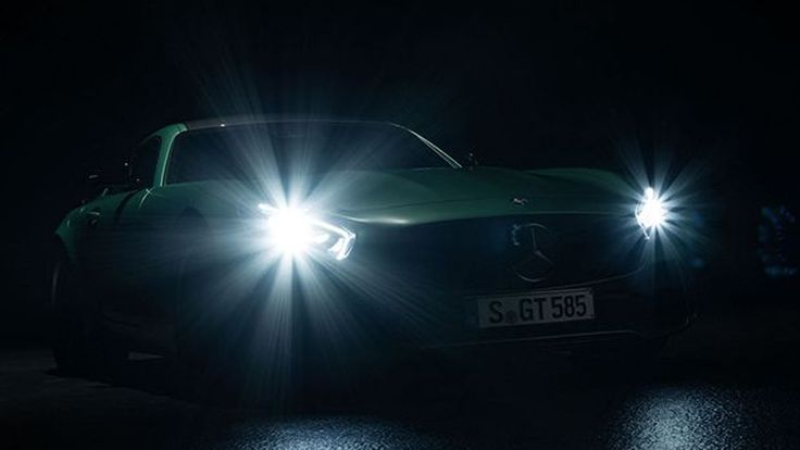 Mercedes-AMG ปล่อยทีเซอร์อีกหนึ่งตัวโหด AMG GT R