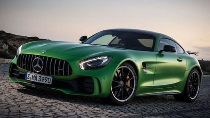 Mercedes-AMG เตรียมยกเครื่องอัพเกรด GT Series รุ่นเริ่มต้น สู่ขุมพลัง V8 500 แรงม้า จากปัจจุบันที่ 469 แรงม้า