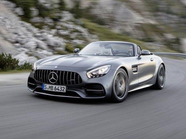 [ชมคลิป] ทีเซอร์สุดอลังการณ์กับ สปอร์ตโรสเตอร์รุ่นใหม่อย่าง Mercedes AMG GT C