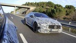 Mercedes-AMG ส่งทีเซอร์ GT4 ก่อนเปิดตัวต้นเดือนมีนาคมนี้