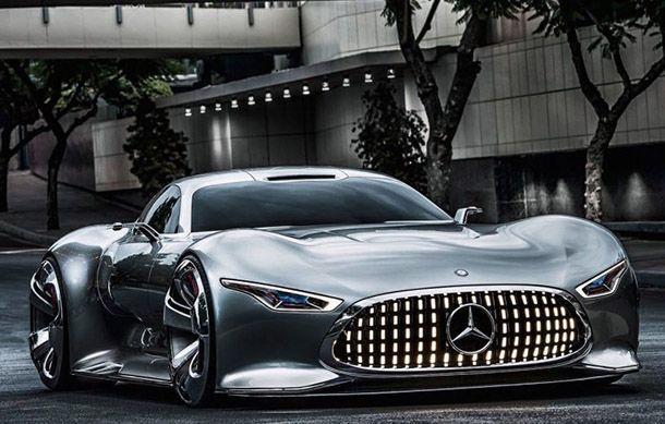 ขายจะหมดแล้ว! รถไฮเปอร์คาร์ของ Mercedes-AMG