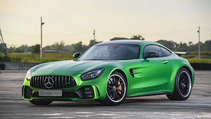Mercedes-AMG เปิดตัว 2 รุ่นใหม่ GT R และ AMG GT C  ตอบสนองลูกค้ามองหาความเร้าใจ