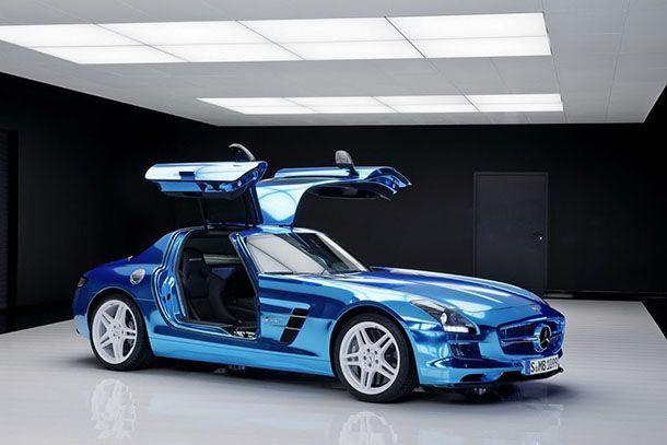Mercedes-AMG วางแผนทำตลาดรถสปอร์ตพลังไฟฟ้า หลังเปิดตัวรุ่นไฮบริด
