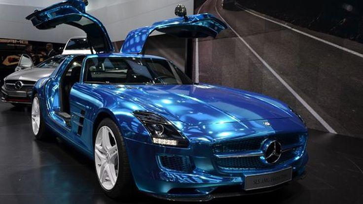 Mercedes-AMG เตรียมพร้อมขยายไลน์รถพลังงานไฟฟ้าสมรรถนะสูง