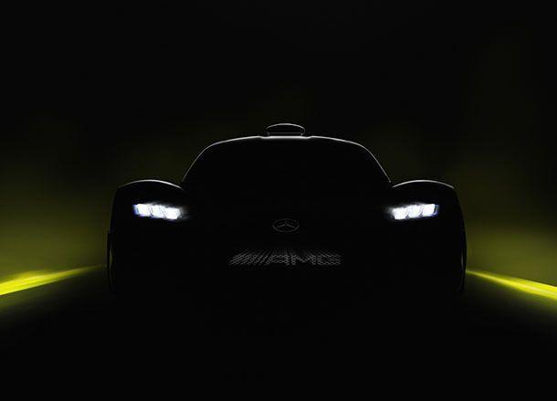 ยืนยัน! Mercedes-AMG Project One รถไฮเปอร์คาร์ตัวโหดเปิดตัวกลางเดือนนี้