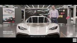 เผยเบื้องหลังการออกแบบ Mercedes-AMG Project One สุดยอดไฮเปอร์คาร์แห่งยุค
