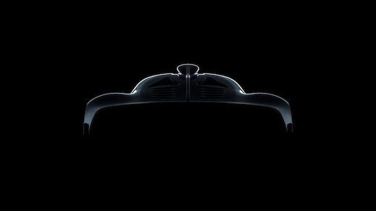 Mercedes-AMG Project One จะมาพร้อมเครื่องยนต์และมอเตอร์ไฟฟ้าที่รีดพลังถึง 1,020 แรงม้า