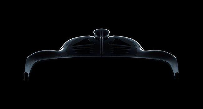 "Mercedes-AMG แย้ม ""Project One"" เปิดตัวปลายปีนี้ พลังทะลุ 1,000 แรงม้า"