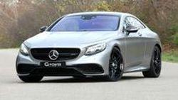 หล่อแรงครบสูตร Mercedes-AMG S63 Coupe by G-Power คูเป้หรูที่มาพร้อมพลังสุดโหดถึง 705 แรงม้า