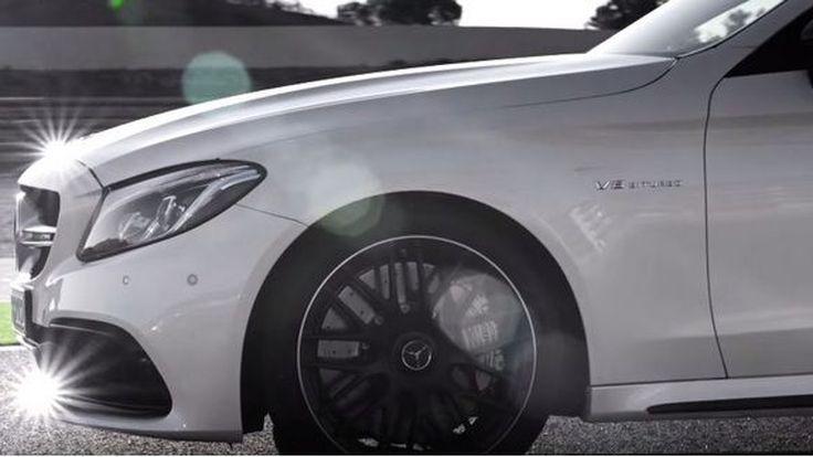 [ชมคลิป] ทีเซอร์เปิดตัวรถยนต์ เมอร์เซเดส-เอเอ็มจี ซี63 โฉมใหม่ที่จะเปิดตัวในคืนนี้