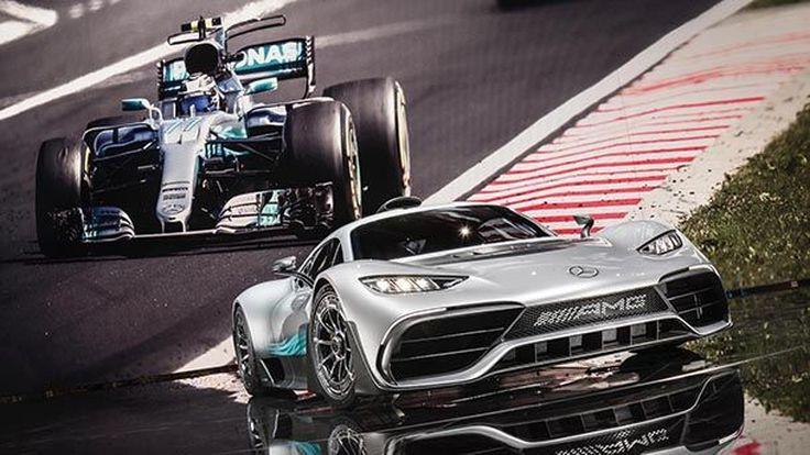 Mercedes-AMG Project One อาจขึ้นไลน์ผลิตเคียงข้างรถแข่งฟอร์มูล่าวัน