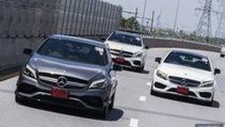 ทีสุดกับMercedes-AMG รวมกันกว่า 1,000 ม้า