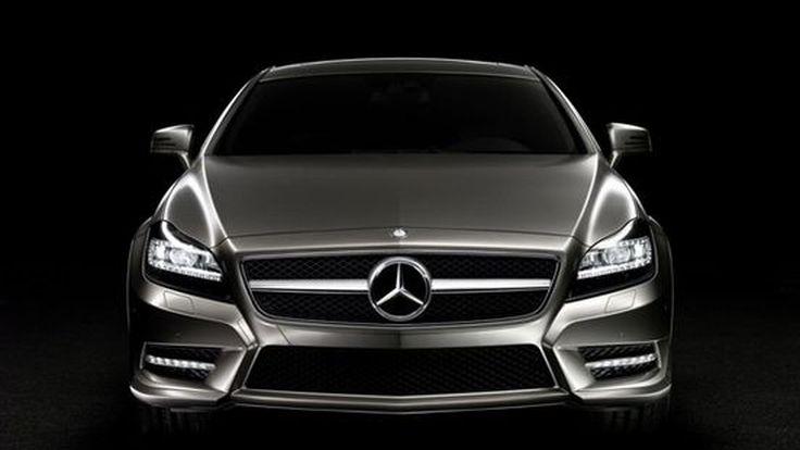 Mercedes-Benz เตรียมติดตั้งไฟหน้าสุดล้ำ Active Multibeam LED ปรับทิศทางตามการขับขี่