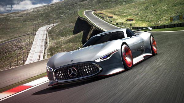 ยลโฉม Mercedes-Benz AMG Vision Gran Turismo Racing Series อีกหนึ่งยนตรกรรมสำหรับคอเกม GT