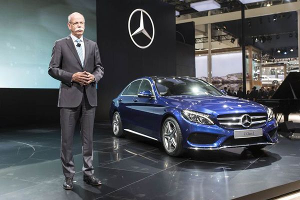 Mercedes-Benz เริ่มเดินสายการผลิต C-Class L รุ่นฐานล้อยาวลุยตลาดจีน
