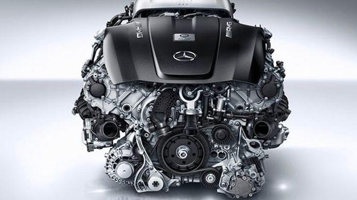 Mercedes-Benz ปล่อยข้อมูล AMG GT ใช้ขุมพลัง V8 เทอร์โบ 4.0 ลิตร
