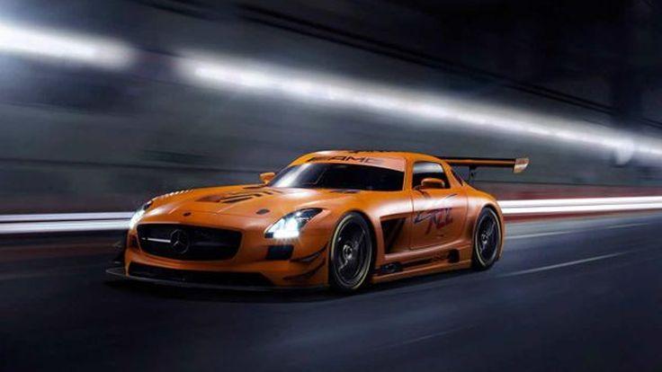 Mercedes-Benz SLS AMG GT3 45th Anniversary Edition แต่งเท่แบบคันเดียวในโลก
