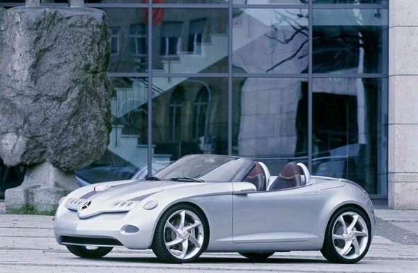 "Mercedes-Benz ทบทวนแผนการผลิตรถโรดสเตอร์รุ่นเล็ก ""SLA"""