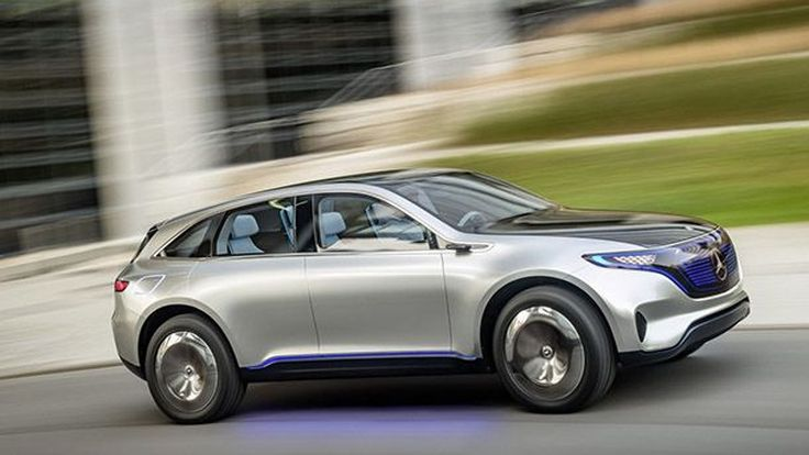 Mercedes-Benz เตรียมทุ่ม 3.7 แสนล้านบาทพัฒนารถพลังงานไฟฟ้า