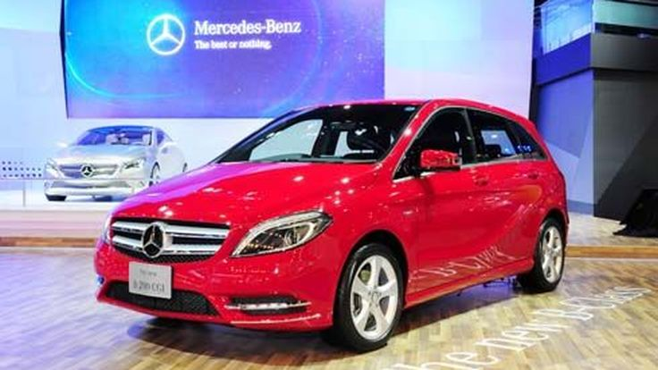 Mercedes-Benz ประเทศไทย ปลื้ม! ยอดขายเดือนพฤษภาคมทะลุ 700 คัน!