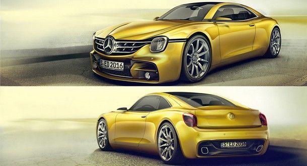 Mercedes-Benz SE Class ว่าที่ซีรีส์ใหม่ที่มาพร้อมการผสมผสานของ Benz ยุคเก่า-ใหม่