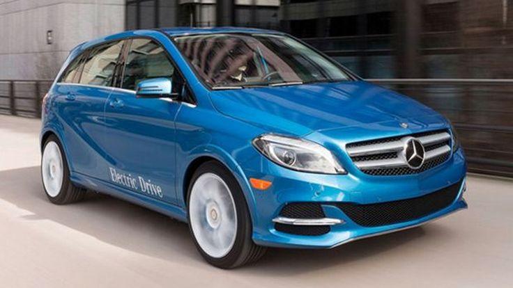 เอาจริง! Mercedes-Benz เตรียมเปิดตัวรถพลังไฟฟ้า 4 รุ่นภายใน 4 ปี
