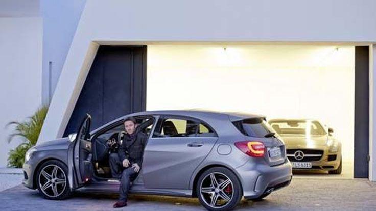 กลัวจะลืมกันก่อน! Mercedes-Benz ปล่อยภาพ A-Class โฉมใหม่ อีกระลอก