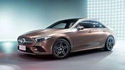 เปิดตัว Mercedes-Benz A-Class L Sedan อัพเกรดความสะดวกสบายยิ่งขึ้น