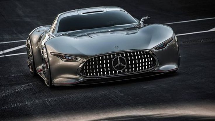 เท่ระเบิด Mercedes-Benz AMG Vision Gran Turismo สำหรับคอเกมโดยเฉพาะ
