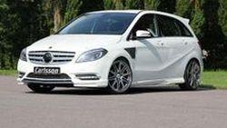 Mercedes-Benz B-Class แต่งเติมความบึกบึนโดย Carlsson