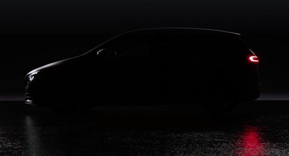 อาจได้เห็นเครื่องยนต์ 1.3 เทอร์โบชาร์จจาก Mercedes-Benz B-Class ใหม่ล่าสุด