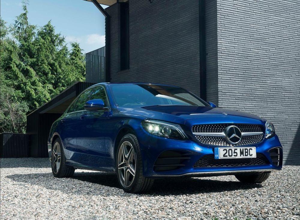 Mercedes-Benz C-Class 2019 ปรับโฉมครั้งใหม่ อัดแน่นด้วยเทคโนโลยี่