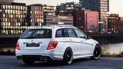 วากอนพันธุ์โหด Mercedes-Benz C63 AMG Estate จูนอัพ 702 แรงม้าโดย Loewenstein
