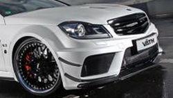 แต่งโหด Mercedes-Benz C63 AMG Coupé Black Series พร้อมแพ็คเกจ Track และ Aero โดย Vath