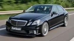 Mercedes-Benz Carlsson CK63 RS แต่ง E-Class E63 AMG ให้แรงขึ้นไปอีกที่ 584 แรงม้า