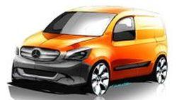 พรีวิว Mercedes-Benz Citan รถเพื่อการพาณิชย์ขนาดเล็ก พร้อมขายภายในปีนี้