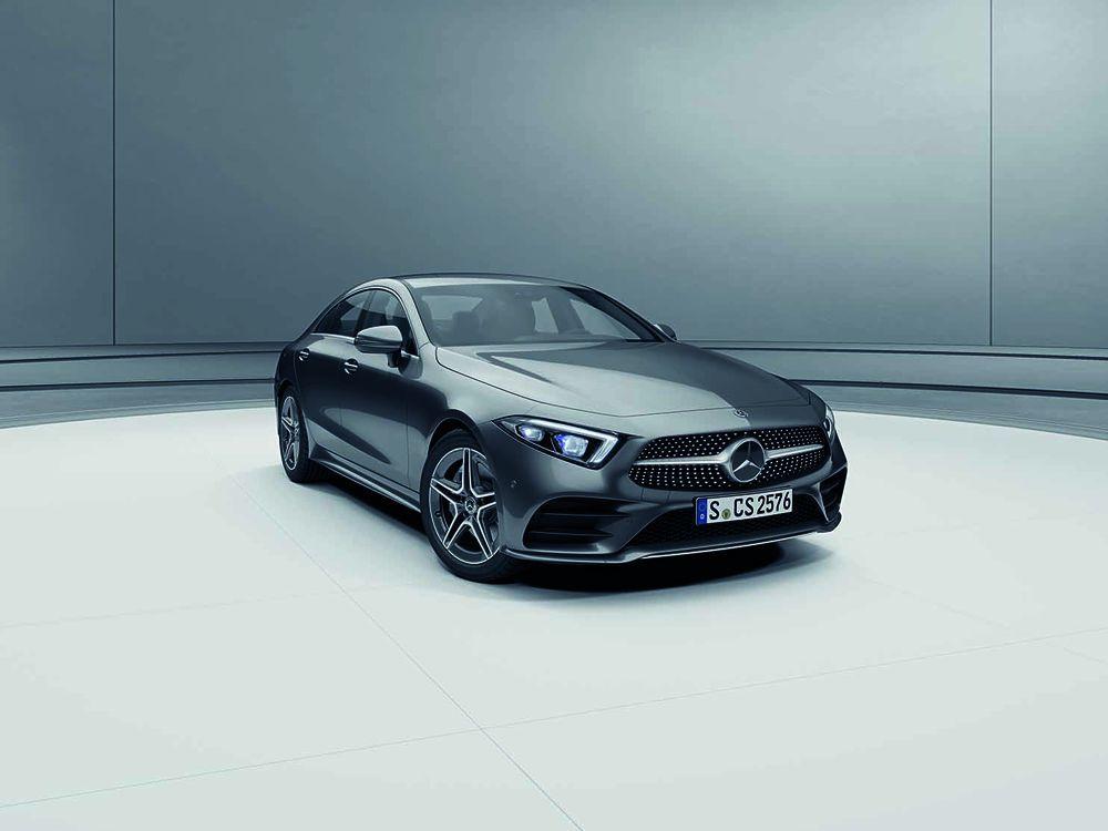 Mercedes-Benz CLS รุ่นประกอบในประเทศ พร้อมเปิดราคา 4,390,000 บาท