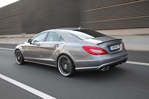 Mercedes-Benz CLS 63 AMG เพิ่มพลังเป็น 660 แรงม้า ด้วยชุดแต่งจาก VATH