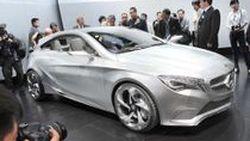 Mercedes-Benz Concept A-Class ส่งซิกเน้นรบมากขึ้น ในตลาดรถซับคอมแพคท์พรีเมี่ยม