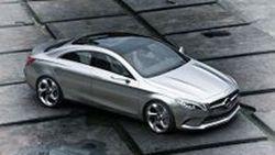 เผยโฉม Mercedes-Benz Concept Style Coupe ยนตรกรรมสุดหรู สไตล์สปอร์ต